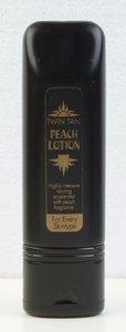 Twin Tan peach lotion 100ml