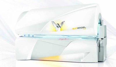 Ergoline Sun Angel lamp set